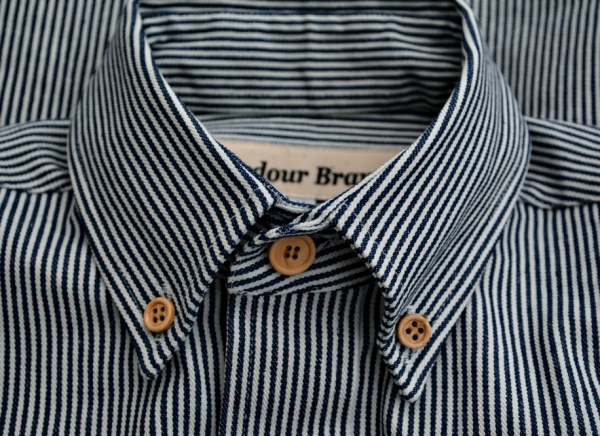 Denim Hickory shirt