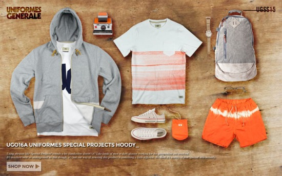 UG 31 SPECIAL PROJECTS GET UP