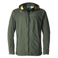 Ma.Strum Standard Kit Packable Rain Tunic-Kombu Green £199 www.mastrum.com FLAT