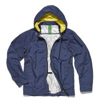 Ma.Strum Standard Kit Packable Rain Tunic-Northern Blue £199 www.mastrum.com 1