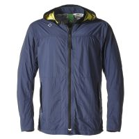 Ma.Strum Standard Kit Packable Rain Tunic-Northern Blue £199 www.mastrum.com FLAT