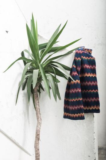 """Mystic voyage"" scarf"
