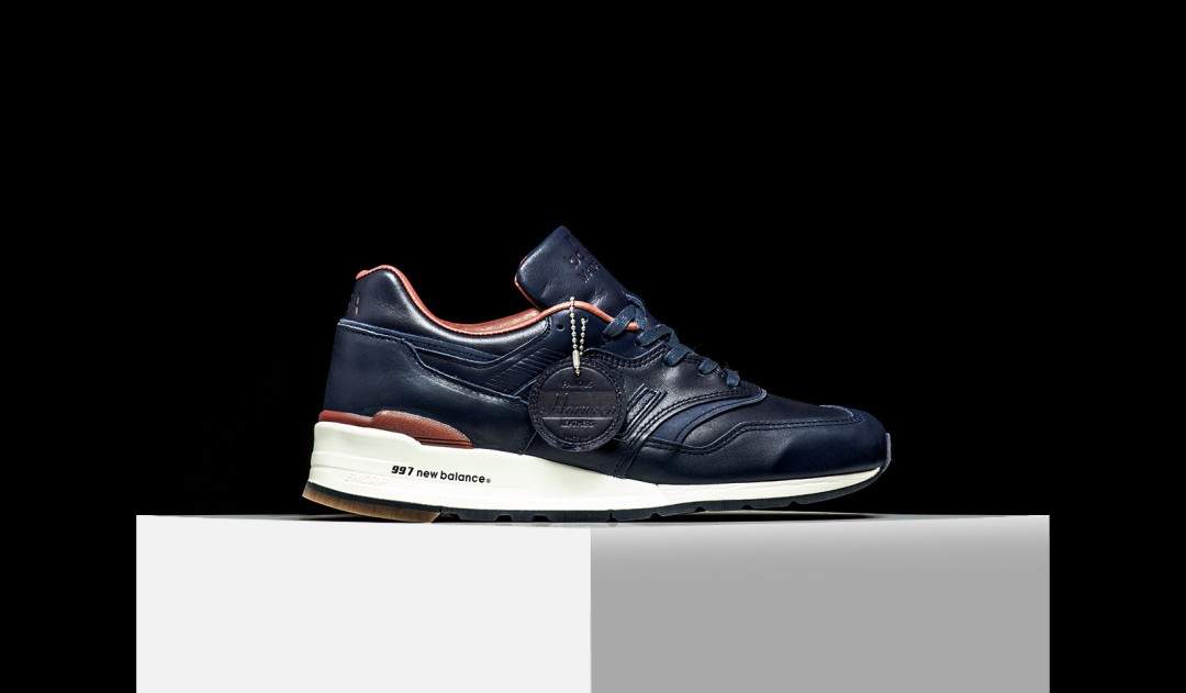 New Balance M997BEXP Bespoke Horween – GEAR THERE EVERYWHERE 7cb12661cc5d